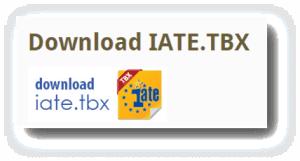 IATE tbx