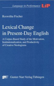 Lexical change in present-day English
