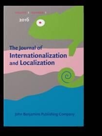 The Journal of Internationalization and Localization