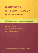Handbook of Terminology Management