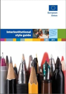 interinstitutional-styleguide