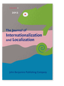 The Journal of Internationalization and Localization