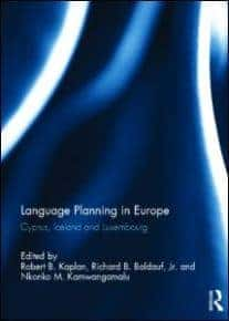 Language Planning in Europe