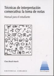 Técnicas de interpretación consecutiva: la toma de notas