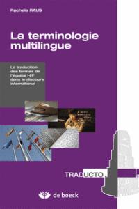 La terminologie multilingue