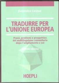 Tradurre per l'Unione Europea