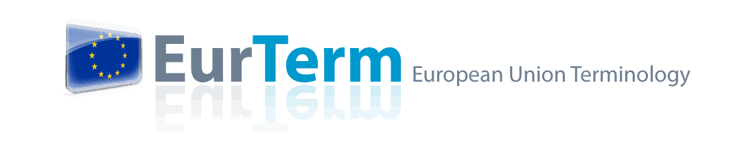 Eurterm Terminology Coordination Unit Dgtrad European Parliament
