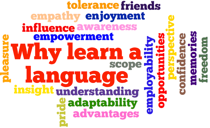 language learning is: