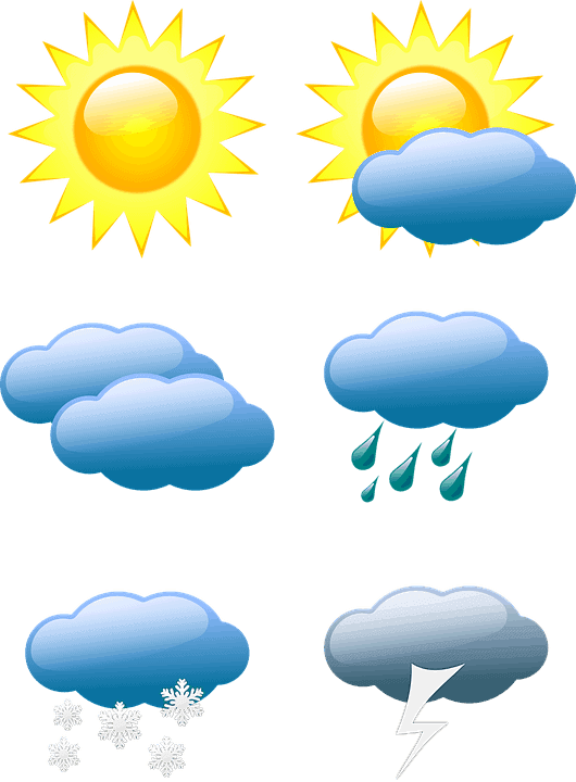 Image result for pictures of weather forecast