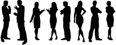 bigstockphoto_Business_People_Silhouettes_1800757