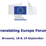 "Follow live the ""Translating Europe Forum"" conference"