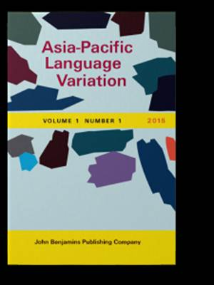 Asia-Pacific Language Variation