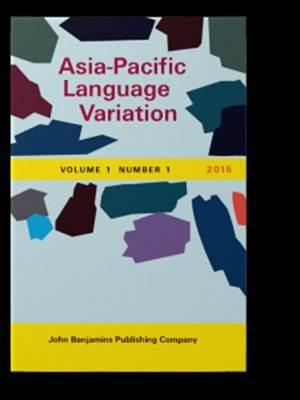 Asia-Pacific Language Variation