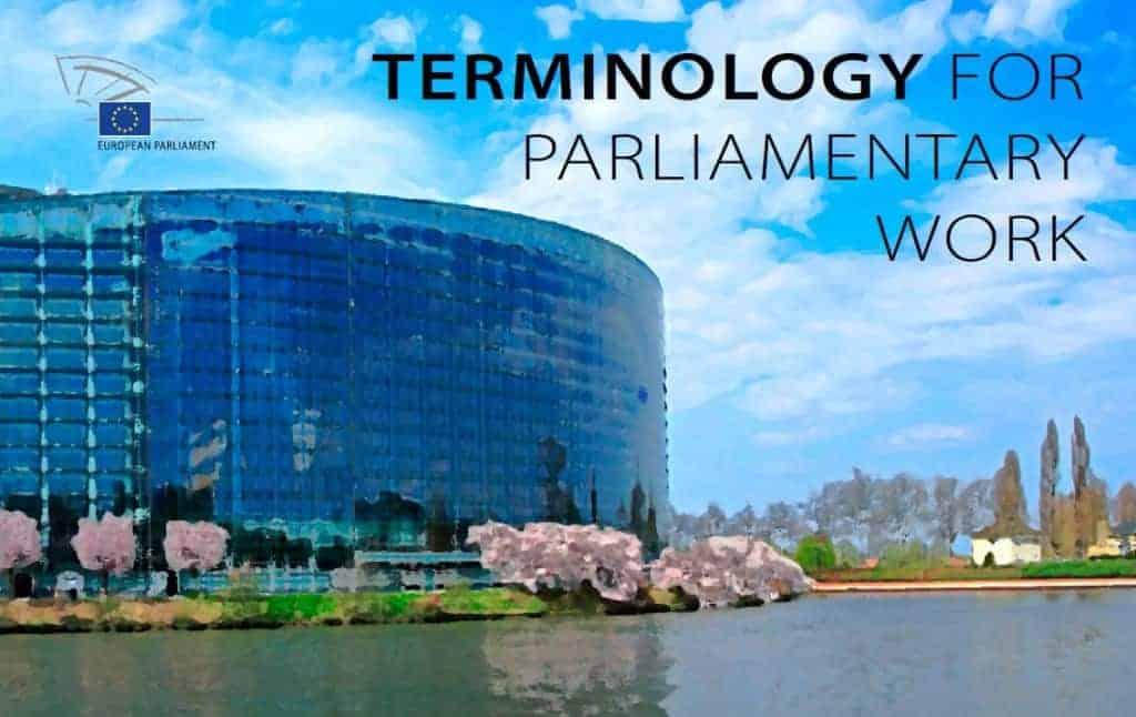 cover - MEP glossary