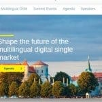 """Big Multilingual Terminological Data Space"" – TermCoord at the Riga Summit"