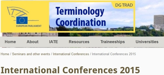 international conferences: