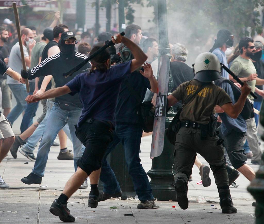 Violent Radicalisation