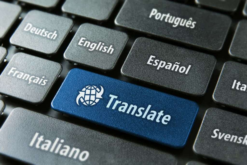Machine translation2