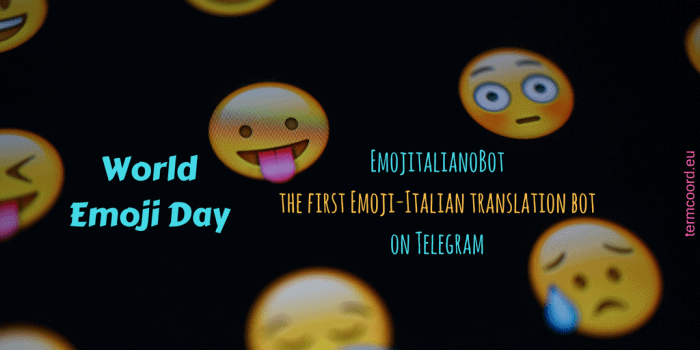 World Emoji Day banner