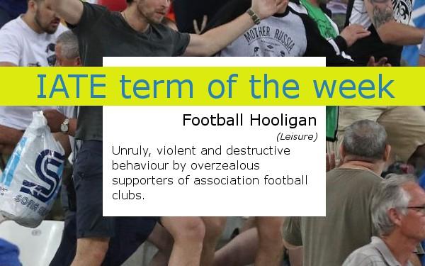 iate term of the week hooligans