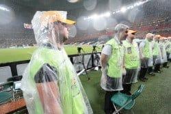 football steward