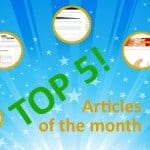 Top5 Articles of the Month on Terminology – July 2016