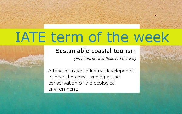 Sustainablecoastaltourism IATE