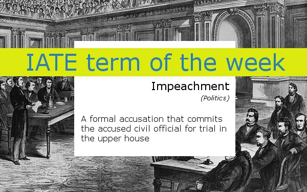 Term of the week_Impeachment