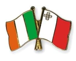 https://www.crossed-flag-pins.com/Friendship-Pins/Ireland/Flag-Pins-Ireland-Malta.jpg
