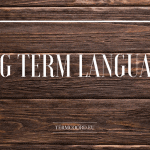 Long term languages