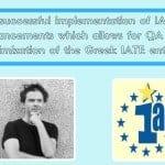 Work on IATE by Translatum Greece