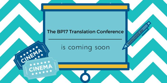 BP17 Translation Conference