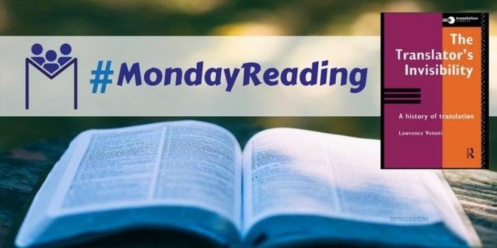 #MondayReading - Termcoord