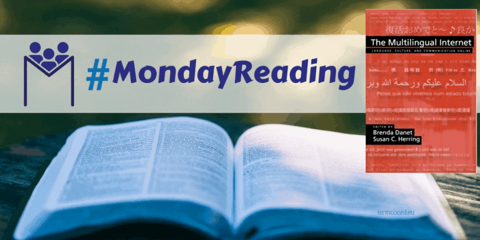 Monday reading 22.05.2017 2