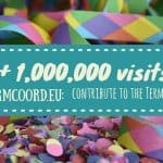 1 million visits on termcoord.eu: contribute to the TermCoord beat!