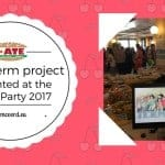I·ATE Food Term project presented at the Babel Party 2017
