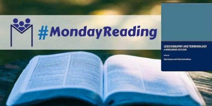 Monday reading 22.05.2017