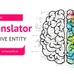 The translator as a cognitive entity