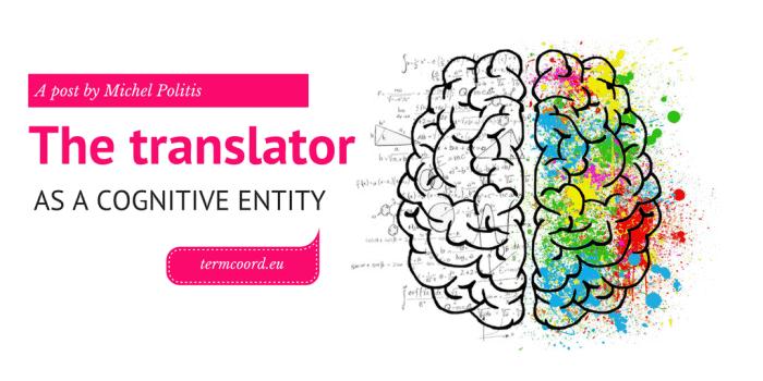 Translator as cognitive entity