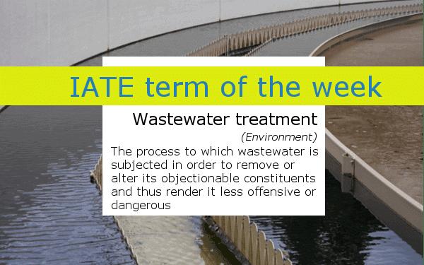 GIMP_IATE_term_of_the_week_Waste_water