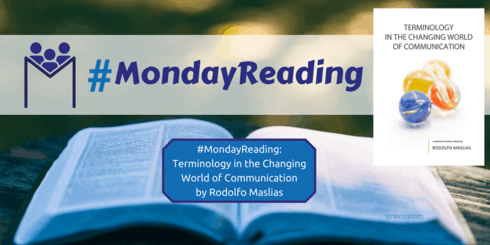 Monday Reading banner