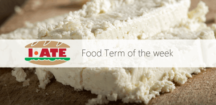 Urda Is A Type Of White Granulated Cheese Dry And With An Easy Taste Unique Fresh Flavour It Obtained By Mixing The Whey Zer Resulting From