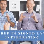 Term prep in signed language interpreting