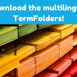 Download the multilingual TermFolders!