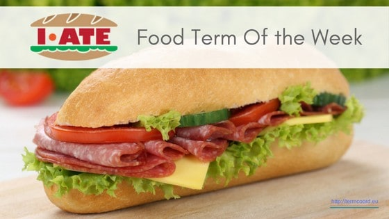IATE-Food Term of the week2