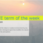IATE Term of the Week: Air Pollution