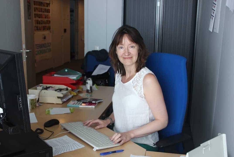 Caroline Rotating Terminologist