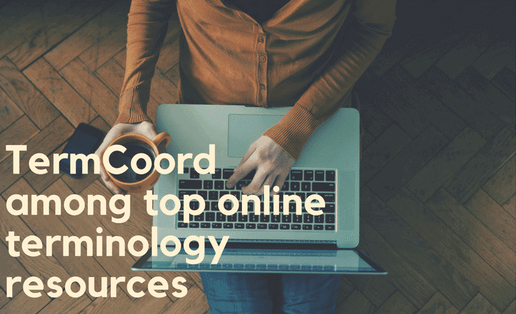 Top online terminology resources banner