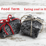 I·ATE Food Term: eating coal in Italy