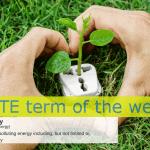 IATE Term of the Week: Clean Energy